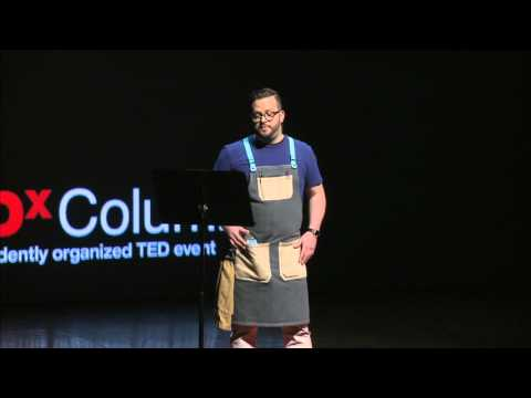 My Love Affair With Food | Joshua Dalton | TEDxColumbus
