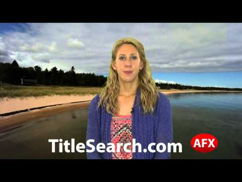 Property title records in Newaygo County Michigan   AFX