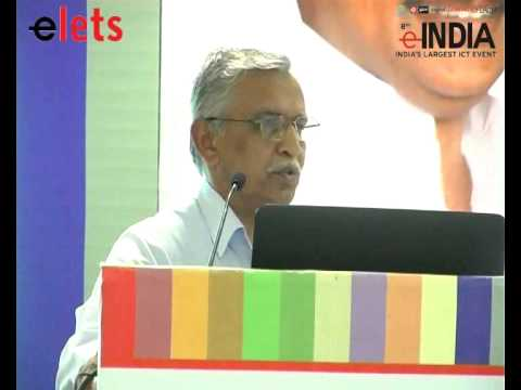 eINDIA 2012 - Higher Education Track: Accreditation of Higher Education... - Prof H A Ranganath