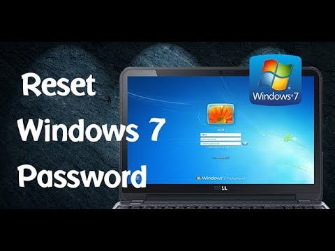 Reset HP Laptop Password Windows 7 in 1 Click. No System Restoration. No Data Loss.