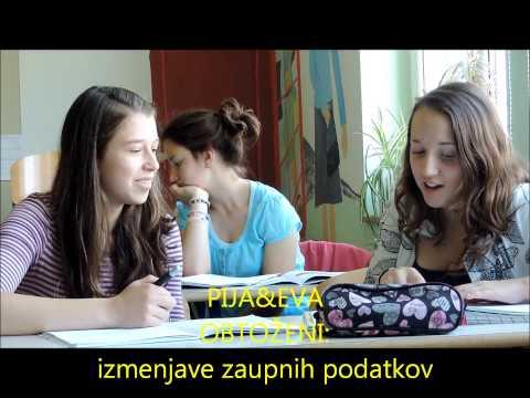 Predstavitveni video 9. B generacije 2005-2014