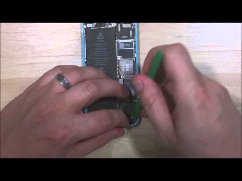 iPhone 5C Charge port - MIC - Headphone Jack Replacement Repair