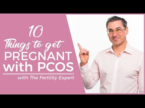 10 things if you want to get pregnant with PCOS - Marc Sklar The Fertility Expert
