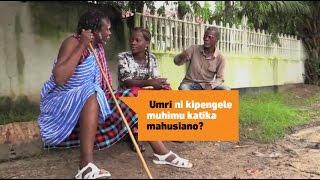 Umri ni kipengele muhimu katika mahusiano? | Masai & Mau Minibuzz Comedy
