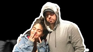 "JESSIE REYEZ talks working with EMINEM | ""He's a legend. Hip-hop royalty"""