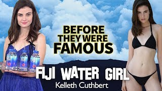 Fiji Water Girl   Before They Were Famous   Kelleth Cuthbert   Golden Globes 2019