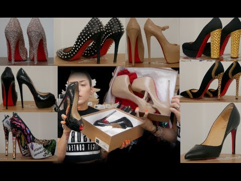 My Christian Louboutin Collection | SoTotallyVlog