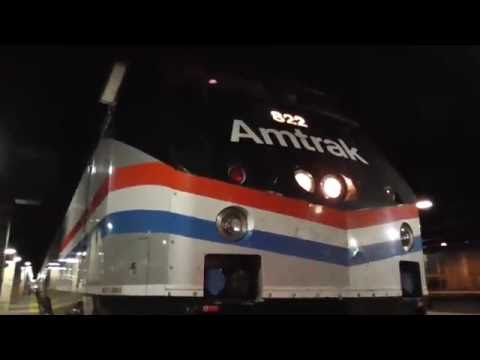Aboard Amtrak's Lake Shore Limited: Chicago to New York