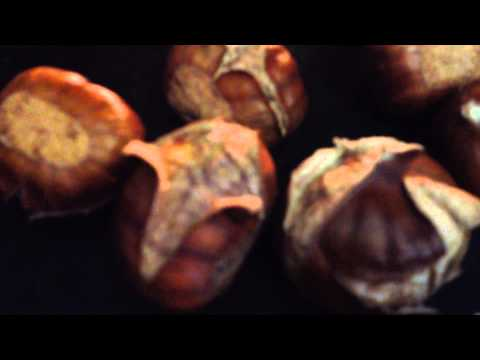 How to cook chestnuts (marroni) in the oven