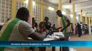 Le Flash de 10 heures de RTI1 du 24 février 2018 par Fatou Fofana