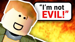Should I trust this Roblox player..?