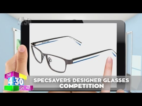 Specsavers Designer Glasses Competition