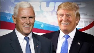 Trump Jokes That Pence Wants To