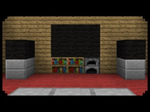 ✔ Minecraft: How to make a Television