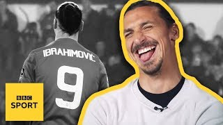 """""""I made the Premier League look old""""- Zlatan Ibrahimovic interview 