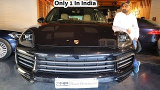 The Only One Preowned Porsche Cayenne 2019 In India | Porsche For Sale | My Country My Ride