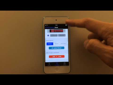 Voice Recorder HD : WAV to M4A Converter Feature