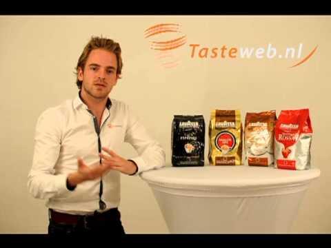 Lavazza koffiebonen | Tasteweb.nl