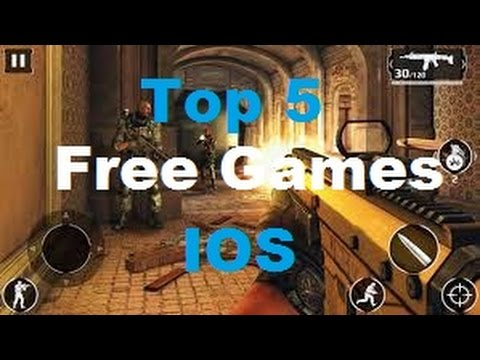 Top 5 Free Games Ios 2015