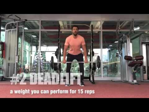 The Best Full Body Workout #dogain build muscles, burn fat, get strong & fit