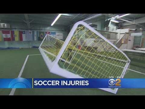 Portable Soccer Goal Injuries