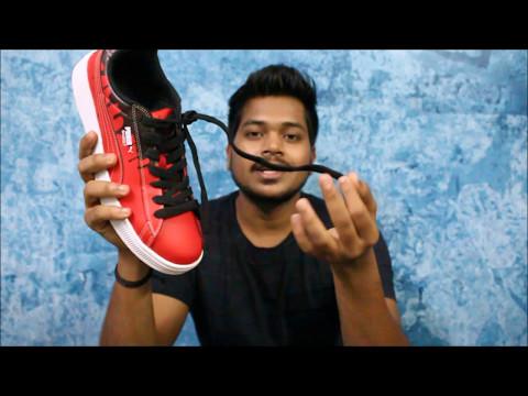 Puma Basket city dp sneaker unboxing