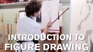 How To Introduction To Figure Drawing Featuring Mandy Boursicot