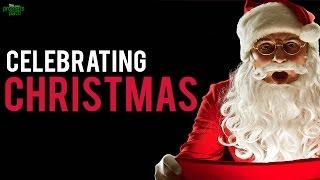 Celebrating Christmas ...