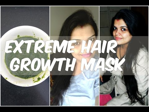 Spinach Hair Mask for Hair Growth | Home Remedies for Hair Growth and Hair Fall or Baldness