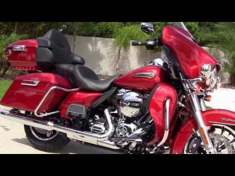 2014 Harley Davidson Ultra Classic Electra Glide Motorcycles New colors