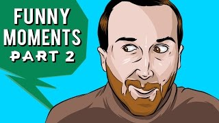 SEANANNERS FUNNY MOMENTS (Part Two: Cheatsy Doodles)