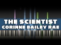 Corinne Bailey Rae - The Scientist (Fifty Shades Darker) - Piano Tutorial / Cover