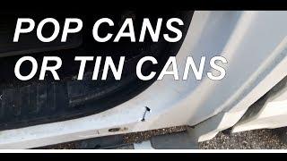 2016 Ford F150 Aluminum body Tear