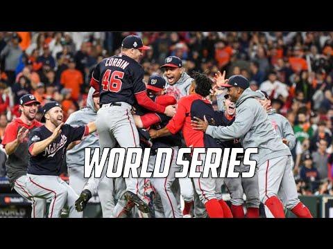 MLB | 2019 World Series Highlights (WSH vs HOU)