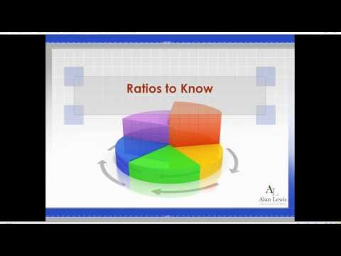 Ratios to Know - Quick Ratio (acid test)