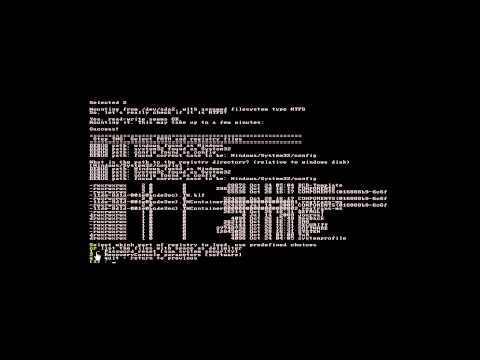 ลืมรหัสผ่าน Windows 7 , Window XP ด้วย Hiren's BootCD