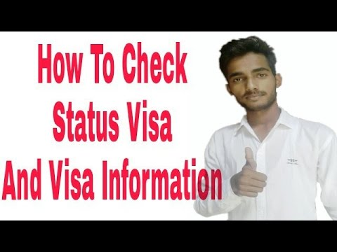 How to check visa status of all countries Hindi Urdu