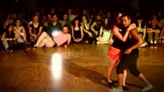 Forró de Domingo Festival 2013 - Pablo & Camila - Stuttgart, Alemanha