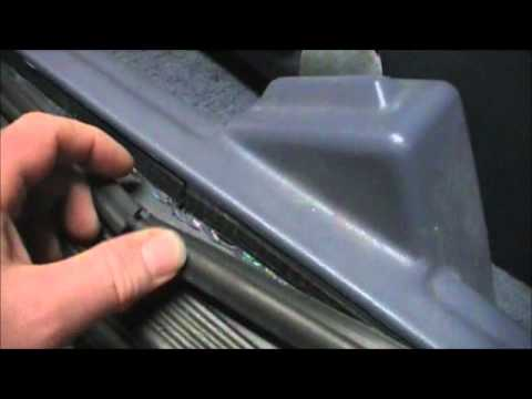 How to fix ripped rubber molding on your car.