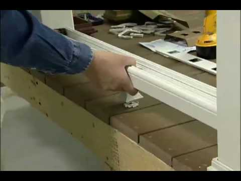 Trex Railing Installation Video on KuikenBrothers.com