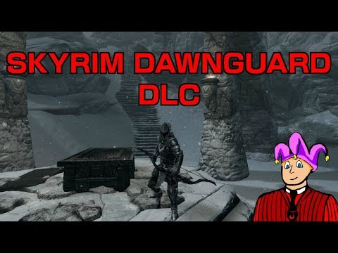 Skyrim Nintendo Switch Dawnguard DLC (03) - Dragon Priests