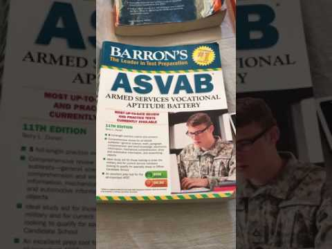 Take a look at my Asvab score and Asvab study book