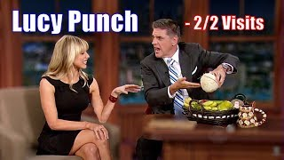 Lucy Punch - Hilarity Ensues, Craig Wrestles The Coconut - 2/2 Visits In Chronological Order