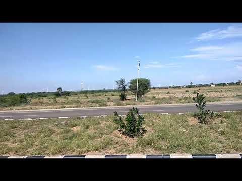 Wind Farm in Thoothukudi district Tamilnadu