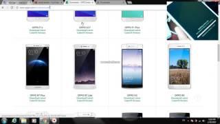TUT] Flash rom stock Oppo Joy 3 (A11w) via Flashtool - Unbrick, fix