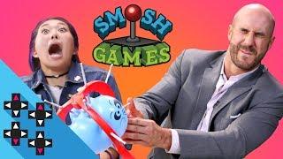 SMOSH GAMES x UUDD: MARI vs. CESARO — Boom Boom Balloon! — Expansion Pack