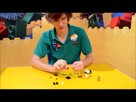How to Build Emmet's Car from The LEGO Movie