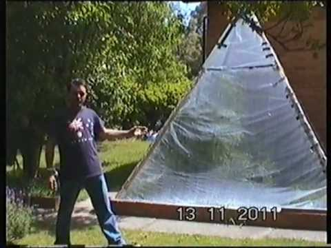 Pyramid Green House Experiment-The Results-2011.mpg