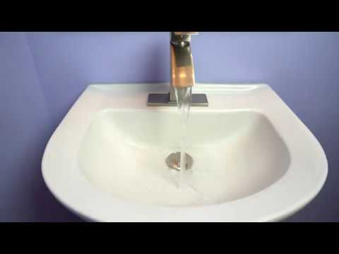 How to Install Purelux Pop-up Bathroom Sink Stopper Drain Plug and Review