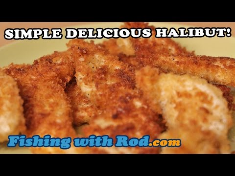 Fish Recipe: Simple Delicious Halibut